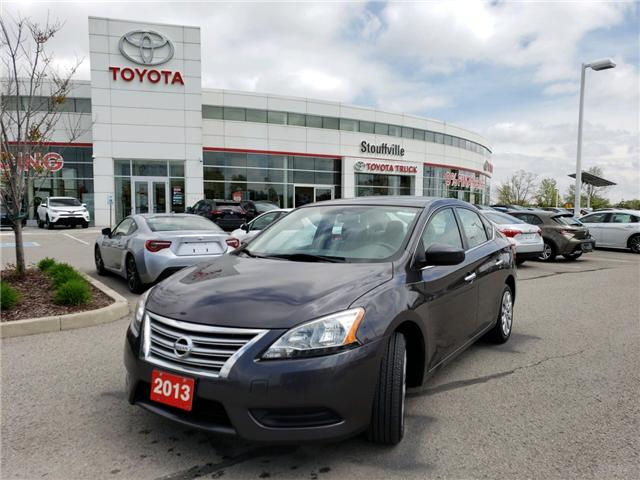 2013 Nissan Sentra 1.8 SV (Stk: 190692A) in Whitchurch-Stouffville - Image 1 of 12