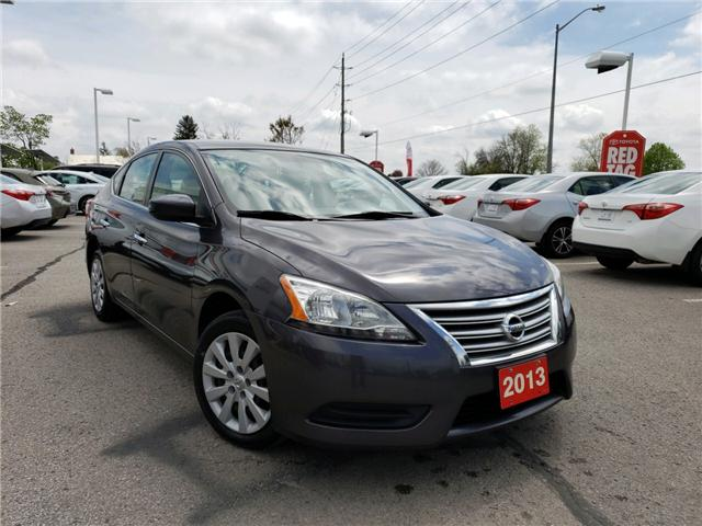 2013 Nissan Sentra 1.8 SV (Stk: 190692A) in Whitchurch-Stouffville - Image 4 of 12