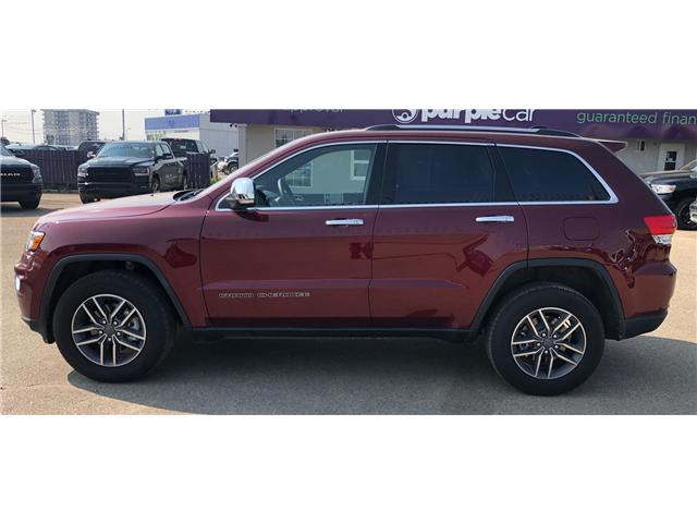 2019 Jeep Grand Cherokee Limited (Stk: P0972) in Edmonton - Image 1 of 13