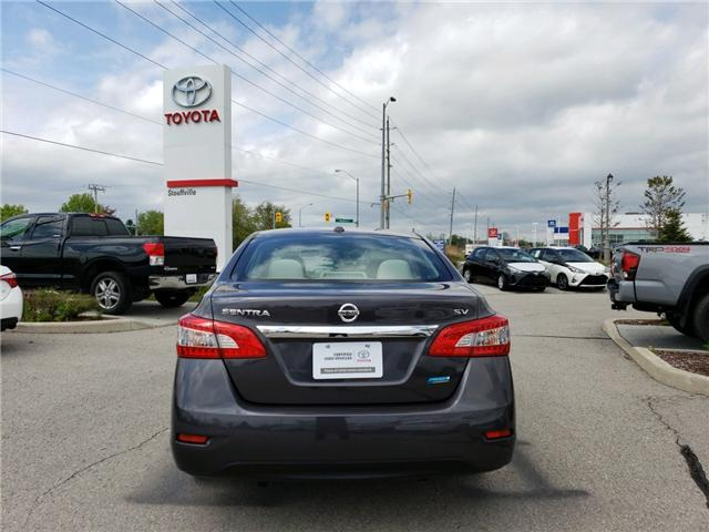 2013 Nissan Sentra 1.8 SV (Stk: 190692A) in Whitchurch-Stouffville - Image 5 of 12