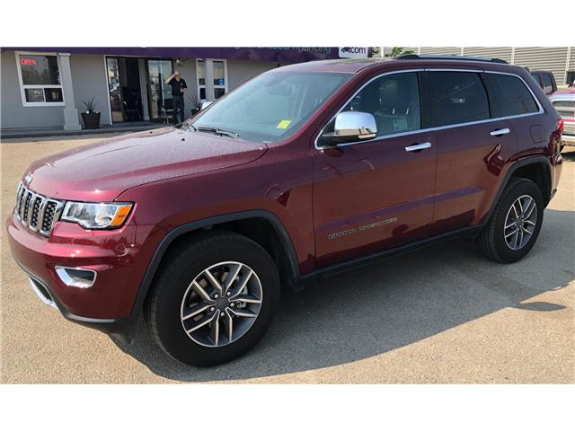 2019 Jeep Grand Cherokee Limited (Stk: P0972) in Edmonton - Image 2 of 13