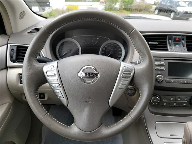 2013 Nissan Sentra 1.8 SV (Stk: 190692A) in Whitchurch-Stouffville - Image 7 of 12