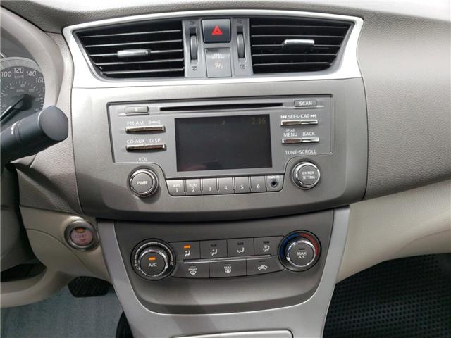 2013 Nissan Sentra 1.8 SV (Stk: 190692A) in Whitchurch-Stouffville - Image 8 of 12