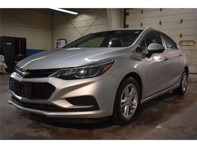 2018 Chevrolet Cruze LT - BACKUP CAMERA * HEATED SEATS * TOUCH SCREEN (Stk: B3947) in Cornwall - Image 4 of 30