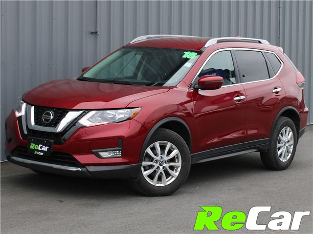 2018 Nissan Rogue SV (Stk: 190657A) in Fredericton - Image 1 of 11