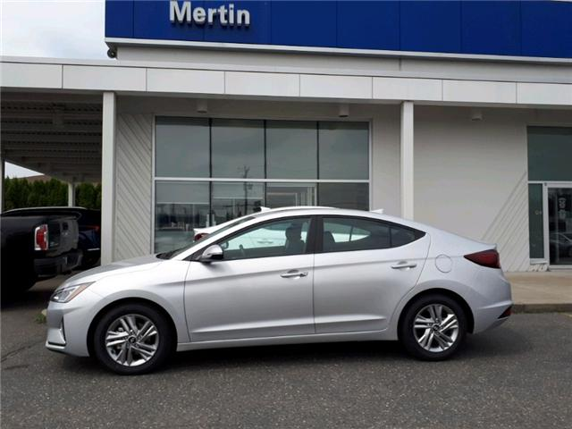 2020 Hyundai Elantra Preferred w/Sun & Safety Package (Stk: HA2-6334) in Chilliwack - Image 2 of 12