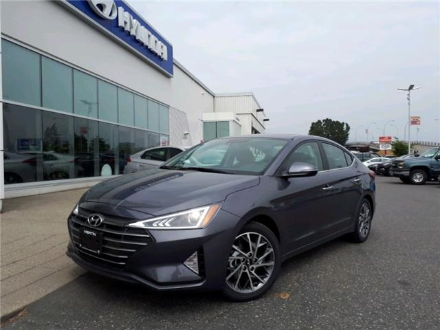 2020 Hyundai Elantra Luxury (Stk: HA2-8271) in Chilliwack - Image 1 of 12