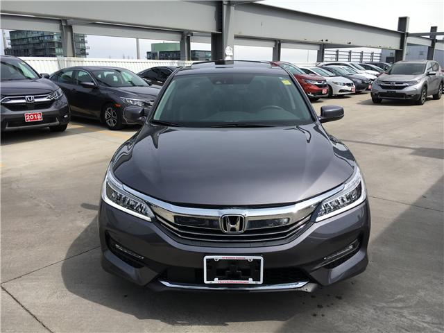 2017 Honda Accord Touring (Stk: A19674A) in Toronto - Image 2 of 22