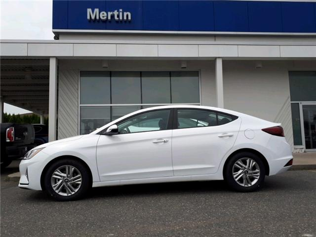 2020 Hyundai Elantra Preferred w/Sun & Safety Package (Stk: HA2-1263) in Chilliwack - Image 2 of 12