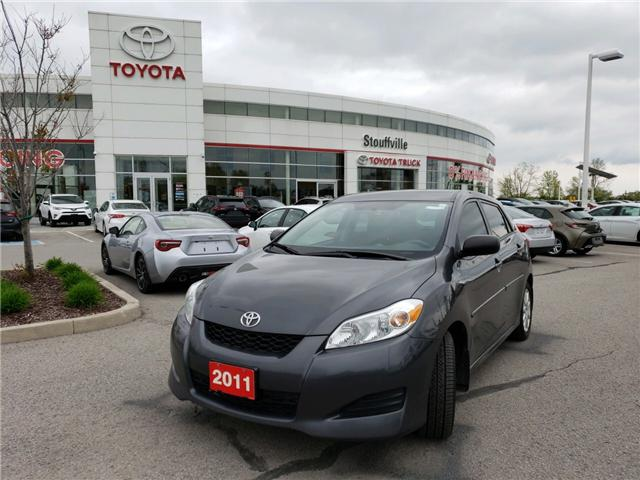 2011 Toyota Matrix Base (Stk: P1832) in Whitchurch-Stouffville - Image 1 of 9