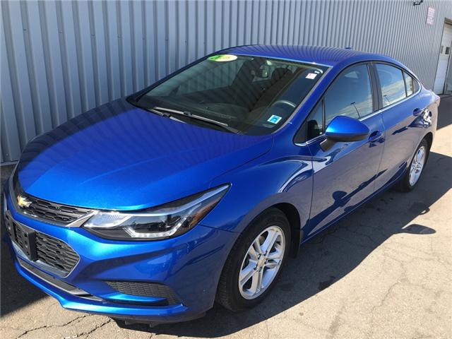 2016 Chevrolet Cruze LT Auto (Stk: X4685A) in Charlottetown - Image 1 of 21