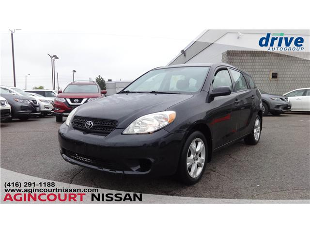 2006 Toyota Matrix Base (Stk: KC810622A) in Scarborough - Image 1 of 10
