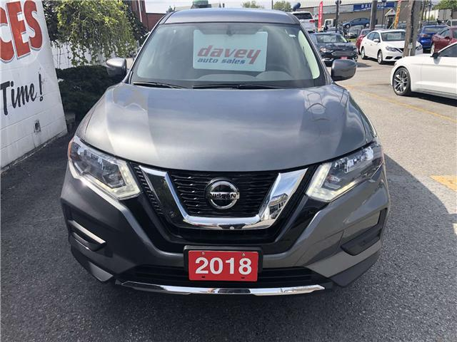 2018 Nissan Rogue S (Stk: 19-370) in Oshawa - Image 2 of 15