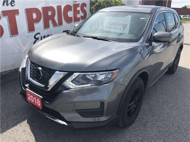 2018 Nissan Rogue S (Stk: 19-370) in Oshawa - Image 1 of 15