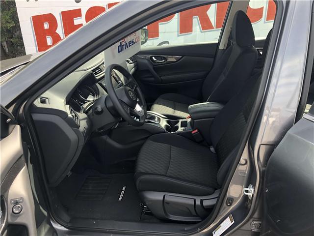2018 Nissan Rogue S (Stk: 19-370) in Oshawa - Image 8 of 15
