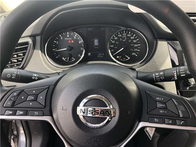 2018 Nissan Rogue S (Stk: 19-370) in Oshawa - Image 11 of 15