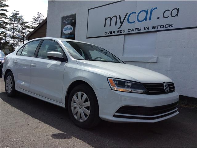2015 Volkswagen Jetta 2.0L Trendline+ (Stk: 190603) in Richmond - Image 1 of 19