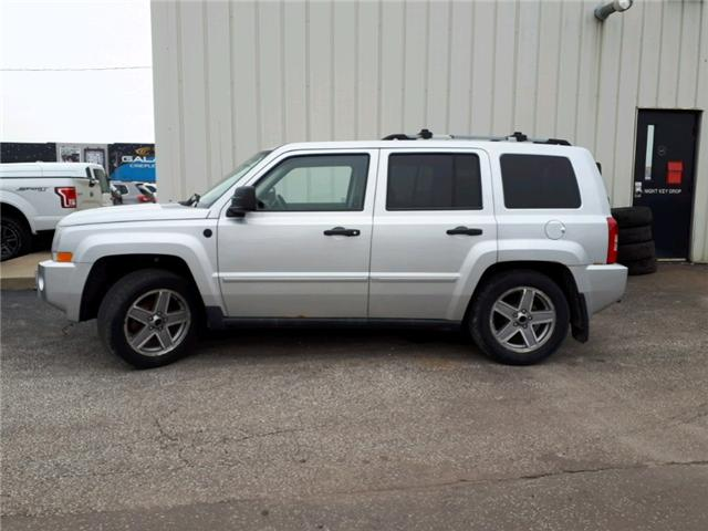 2007 Jeep Patriot Limited (Stk: 7D382471R) in Sarnia - Image 1 of 5