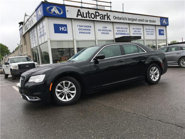 2018 Chrysler 300 Touring (Stk: 18-99450) in Brampton - Image 1 of 28