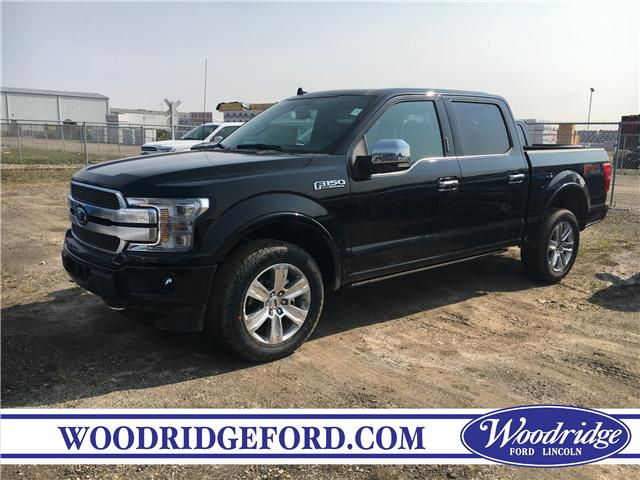 2019 Ford F-150 Platinum (Stk: K-1700) in Calgary - Image 1 of 5