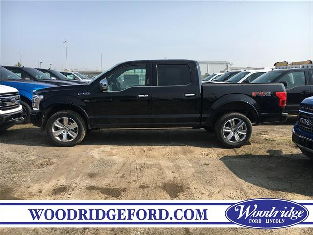2019 Ford F-150 Platinum (Stk: K-1700) in Calgary - Image 2 of 5