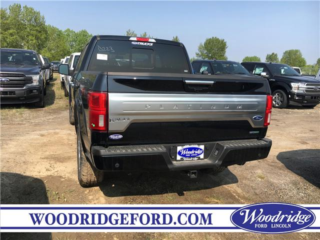 2019 Ford F-150 Platinum (Stk: K-1700) in Calgary - Image 3 of 5