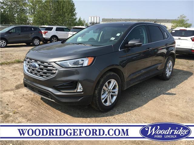 2019 Ford Edge SEL (Stk: K-1744) in Calgary - Image 1 of 5