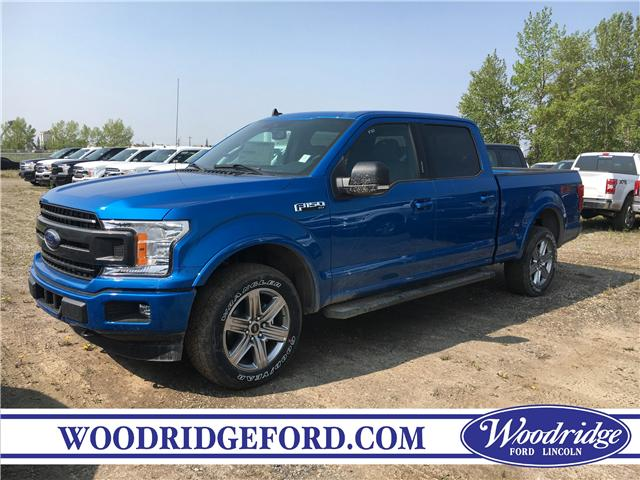 2019 Ford F-150 XLT (Stk: K-1779) in Calgary - Image 1 of 5
