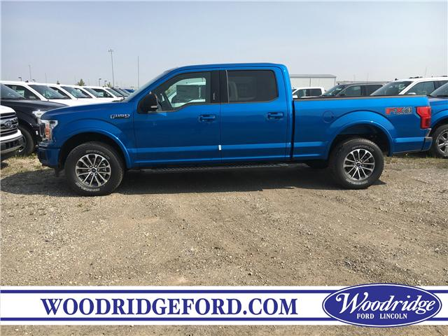 2019 Ford F-150 XLT (Stk: K-1787) in Calgary - Image 2 of 5