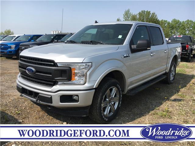 2019 Ford F-150 XLT (Stk: K-1793) in Calgary - Image 1 of 5