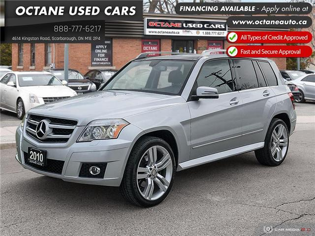 2010 Mercedes-Benz Glk-Class Base (Stk: ) in Scarborough - Image 1 of 25