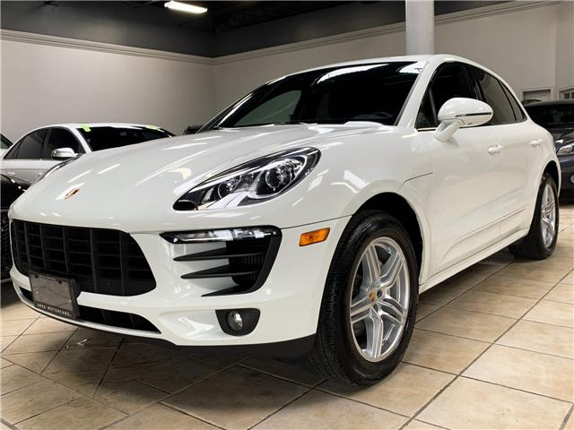 2016 Porsche Macan S (Stk: AP1867-1) in Vaughan - Image 1 of 26