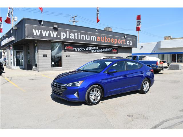 2019 Hyundai Elantra Preferred (Stk: PP455) in Saskatoon - Image 1 of 25