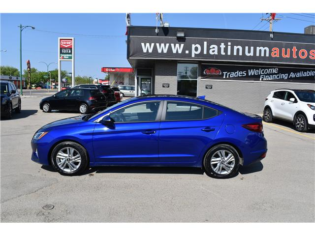 2019 Hyundai Elantra Preferred (Stk: PP455) in Saskatoon - Image 8 of 25