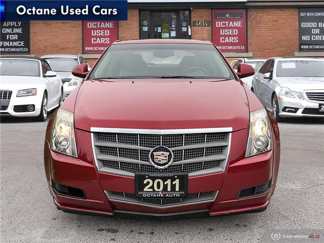 2011 Cadillac CTS 3.0 (Stk: ) in Scarborough - Image 2 of 24