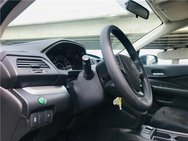 2016 Honda CR-V LX (Stk: LF009740AB) in Surrey - Image 11 of 28