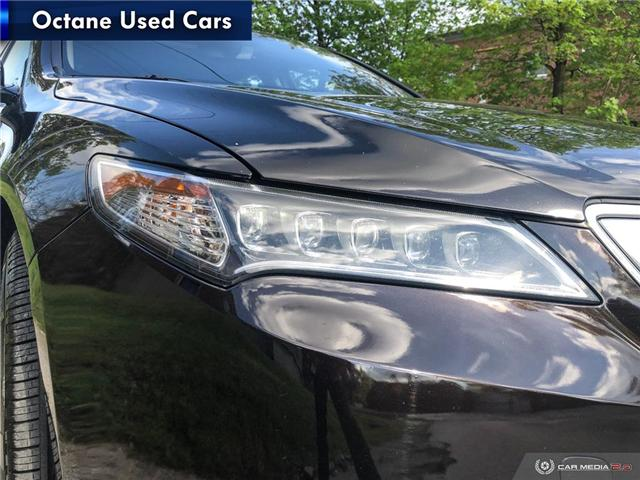 2015 Acura TLX Tech (Stk: ) in Scarborough - Image 8 of 25