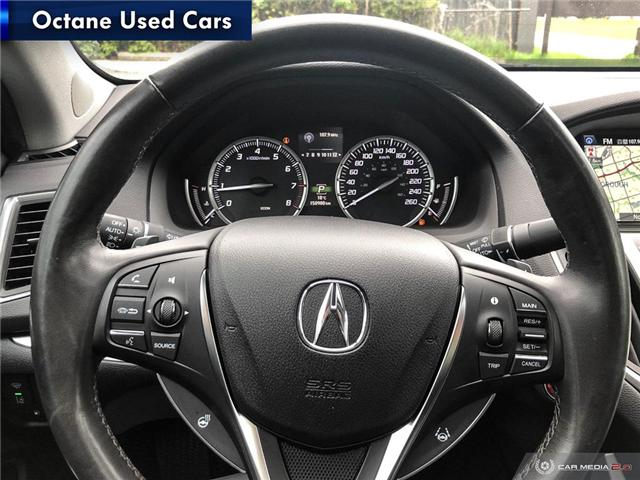 2015 Acura TLX Tech (Stk: ) in Scarborough - Image 14 of 25