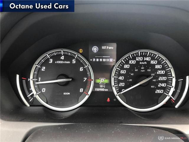 2015 Acura TLX Tech (Stk: ) in Scarborough - Image 15 of 25