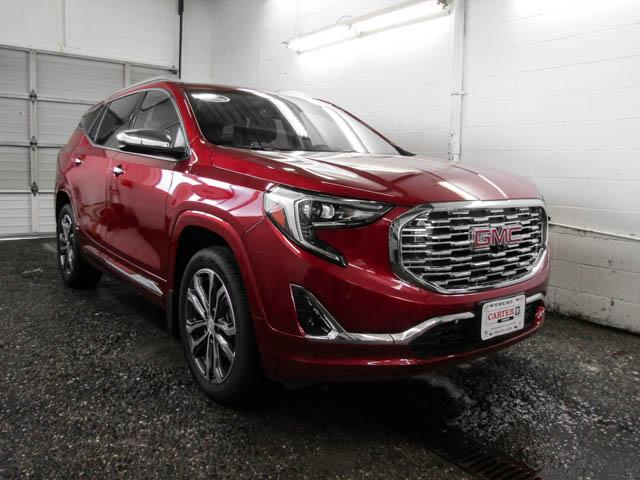 2018 GMC Terrain Denali (Stk: 78-95430) in Burnaby - Image 2 of 13