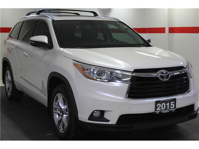 2015 Toyota Highlander Limited (Stk: 298260S) in Markham - Image 2 of 27