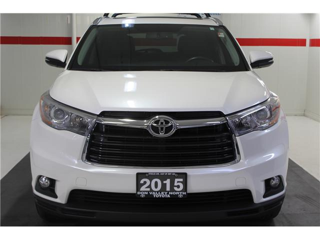 2015 Toyota Highlander Limited (Stk: 298260S) in Markham - Image 3 of 27