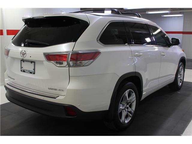 2015 Toyota Highlander Limited (Stk: 298260S) in Markham - Image 26 of 27