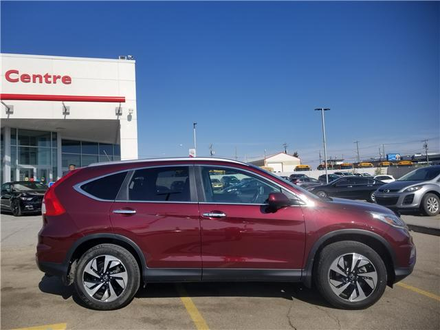 2015 Honda CR-V Touring (Stk: U194177) in Calgary - Image 2 of 30