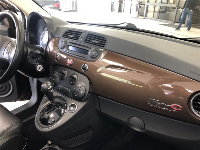 2013 Fiat 500C Lounge (Stk: ) in Ottawa - Image 2 of 14