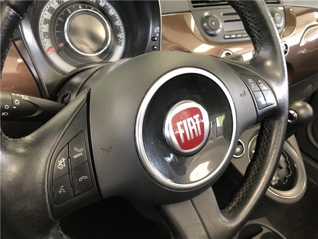 2013 Fiat 500C Lounge (Stk: ) in Ottawa - Image 11 of 14