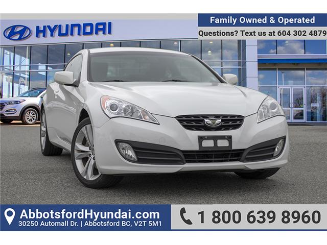 2012 Hyundai Genesis Coupe 2.0T (Stk: AH8845) in Abbotsford - Image 1 of 25
