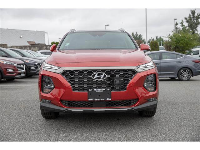 2019 Hyundai Santa Fe Luxury (Stk: KF018369) in Abbotsford - Image 2 of 30