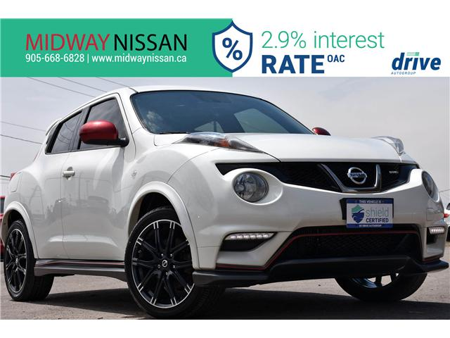 2014 Nissan Juke Nismo (Stk: KC792763A) in Whitby - Image 1 of 29
