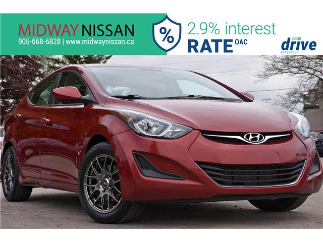 2015 Hyundai Elantra GL (Stk: KL494810A) in Whitby - Image 1 of 29